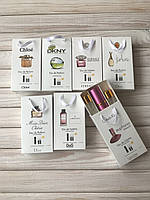 Подарочный набор парфюмерии, духи женские с феромонами, 3x15 мл