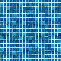 Пленка ПВХ для бассейна Cefil Mediterraneo темная мозаика (ширина 1,65м)