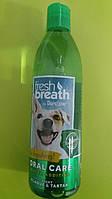 Добавка в воду для гигиены полости ртакошек и собак Tropiclean Fresh Breath 475 мм
