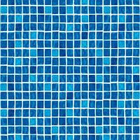 Пленка ПВХ для бассейна Cefil Mediterraneo темная мозаика (ширина 2,05м)
