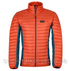 Гибридная куртка Kilpi ISAIAH L, Оранжевый