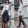 Женская куртка- жакет в расцветках. ВС-4-0219, фото 2