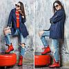 Женская куртка- жакет в расцветках. ВС-4-0219, фото 4