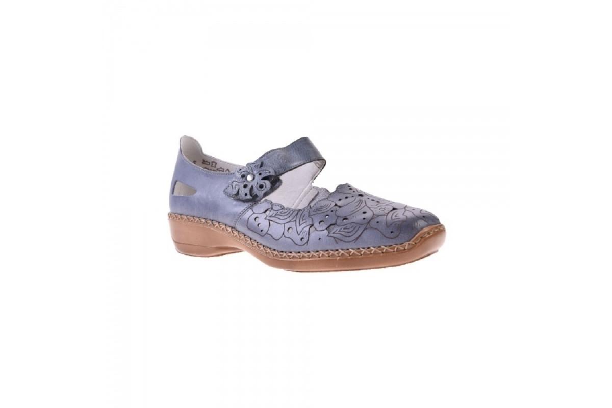f49295a75 Женские туфли RIEKER 41358-12, цена 1 450 грн., купить в ...