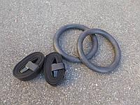Гимнастические кольца профессиональные (длина стропы 450 см)
