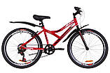 "Велосипед для подростка Discovery Flint 24"" (2019) v-brake, фото 4"