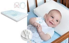 Подушка для младенцев Baby matex, ортопедическая 48*26 см