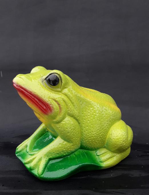 Жаба - листик