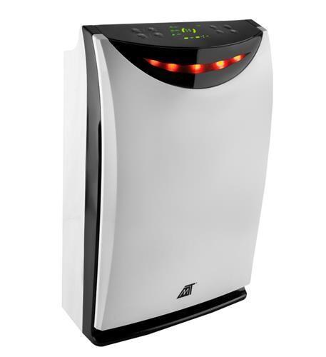 Очищувач повітря Malatec 6433, очиститель воздуха + 4 типи фільтрів+ UV ionizator