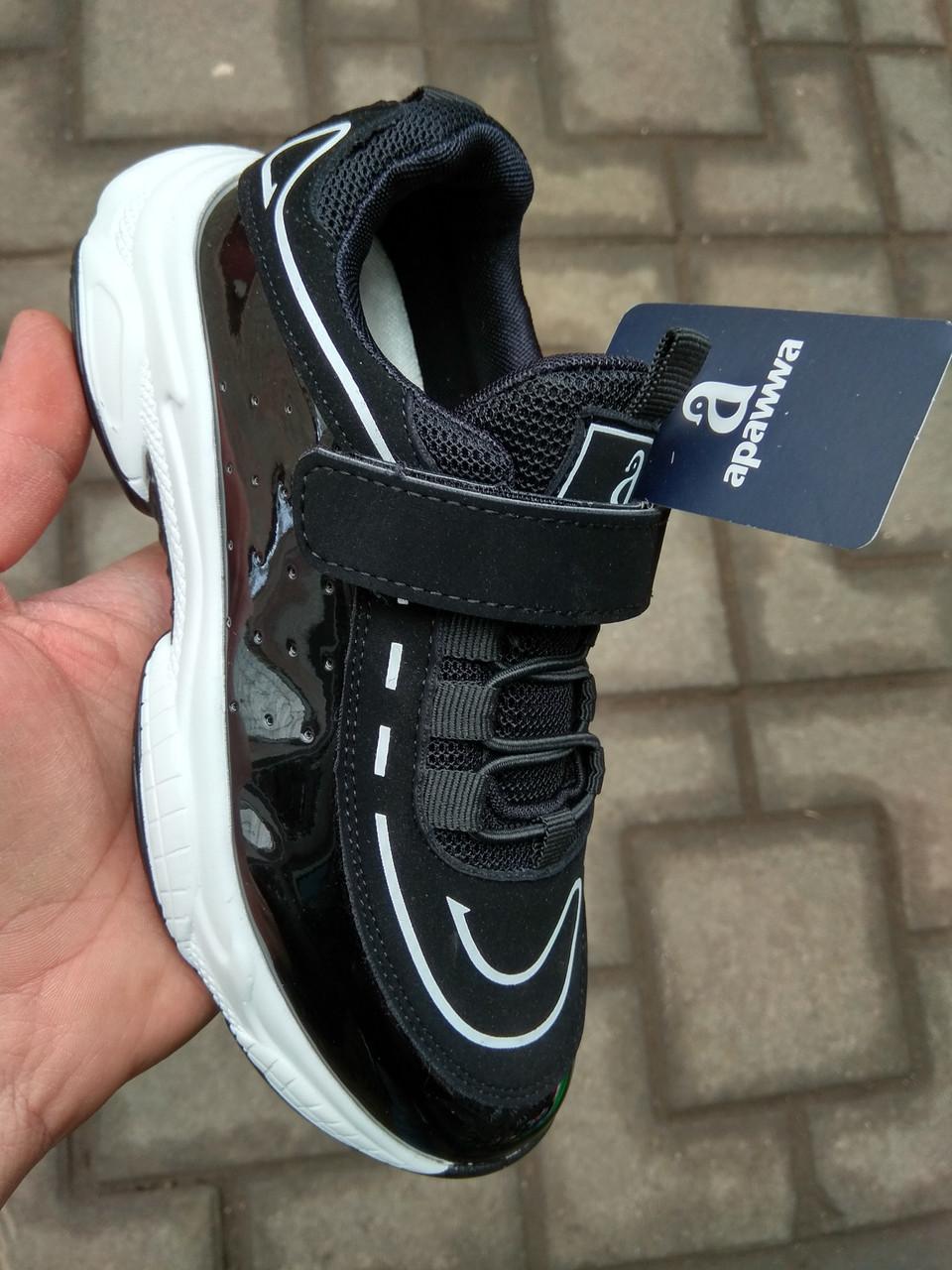 4766cfcb6 Детские кроссовки оптом Apawwa CC62 black (р.31-36), цена 349,11 грн ...