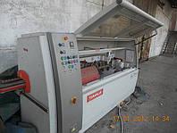 Постформинг станок Turanlar TPF190 проходного типа б/у, 2006 г. выпуска