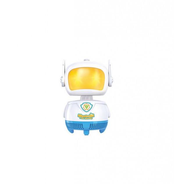 Антимоскитный ночник-робот с встроенным вентилятором Robot Mosquito lamp