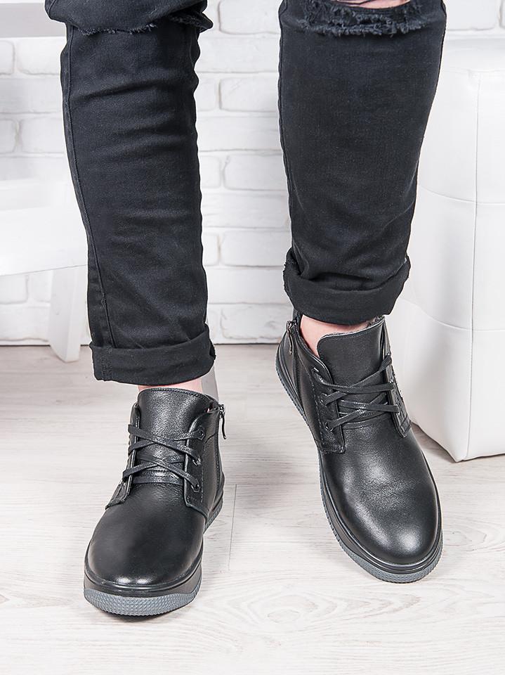 Ботинки натуральная кожа 6236-28