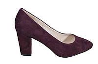 Модельные туфли женские Lady Marcia на каблуке