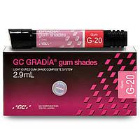 Микрокерамичний гібридний композит GRADIA (ГРАДИЯ) 2.9 мл GUM