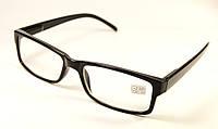 Черные очки для зрения (МС 6007)