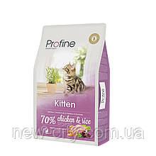 Profine Cat KITTEN 10kg натуральное куриное мясо и рис для котят