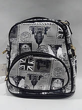 Сумка-рюкзак искусственная кожа!