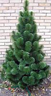 🎄 Сосна искусственная новогодняя зеленая 1.3 м.