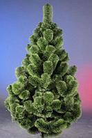 🎄 Искусственная сосна распушенная зеленая 1.50 м., фото 1