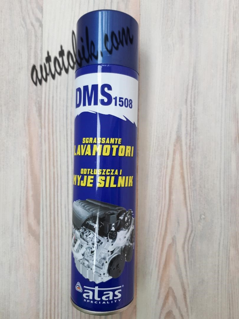 Очиститель двигателя Atas DMS 1508 400мл