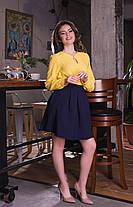 Красивая юбка присборенная у талии, фото 2