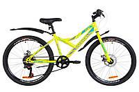 Велосипед Discovery Flint DD 24 2019 механические тормоза, фото 1