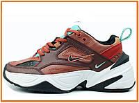 Женские кроссовки Nike M2K Tekno (найк м2к техно d5e286221b3be