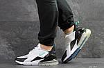 Мужские кроссовки Nike Air Max 270 (бело-мятные), фото 4