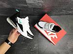 Мужские кроссовки Nike Air Max 270 (бело-мятные), фото 6