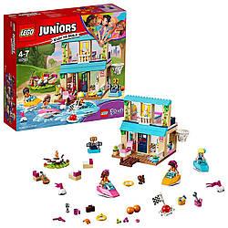 Lego Juniors 10763  Будиночок Стефані у озера (Конструктор Лего Джуниорс Домик Стефани у озера)