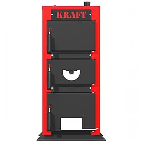 Твердотопливные котлы традиционного горения KRAFT серии E мощностью 12 кВт