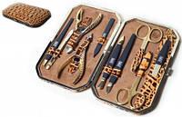 Маникюрный набор Zauber-manicure MS-147G - 10 предметов