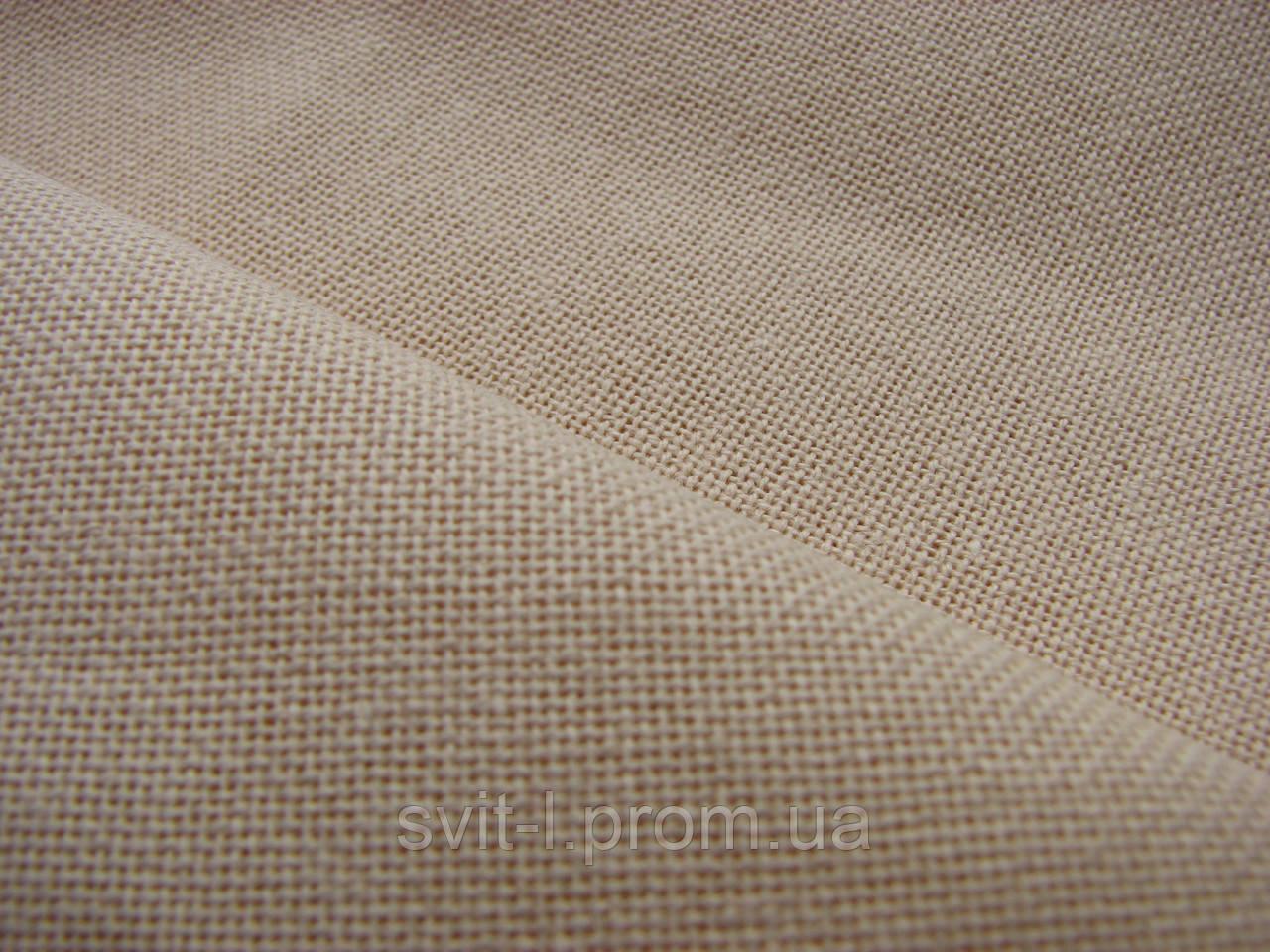 Тканина для вишивання Домініка (бежева)