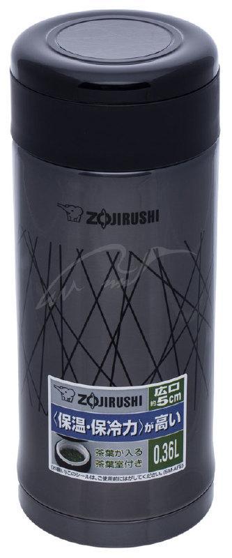 Термокружка Zojirushi SM-AFE35BF 0.35 л черный
