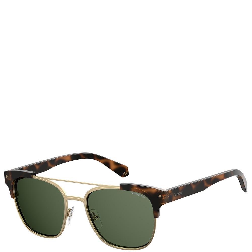 Солнцезащитные очки Polaroid Очки унисекс с поляризационными линзами POLAROID (ПОЛАРОИД) POL6039SX-08654UC