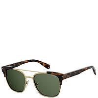 Солнцезащитные очки Polaroid Очки унисекс с поляризационными линзами POLAROID (ПОЛАРОИД) POL6039SX-08654UC, фото 1