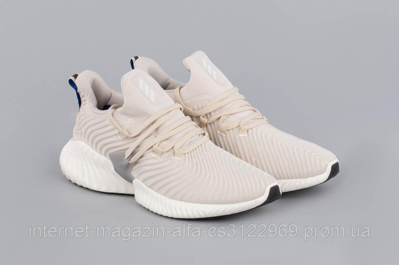 Мужские кроссовки Adidas Alphabounce Instinct Originals (Реплика ААА  класса) (ТОП КАЧЕСТВО) - 6b4da84cd2b0a