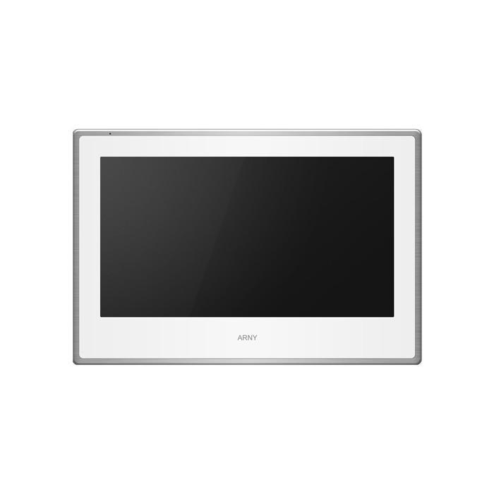 Відеодомофон ARNY AVD-750 2MP white+silver