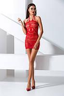 Платье-сетка BS 063 Passion