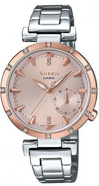 2383bca31defc Женские часы CASIO SHE-4051SG-4AUER : продажа, цена, купить в ...