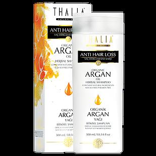 Шампунь Thalia для непослушных пушистых волос с натуральным маслом арганы 300 мл (3601014)