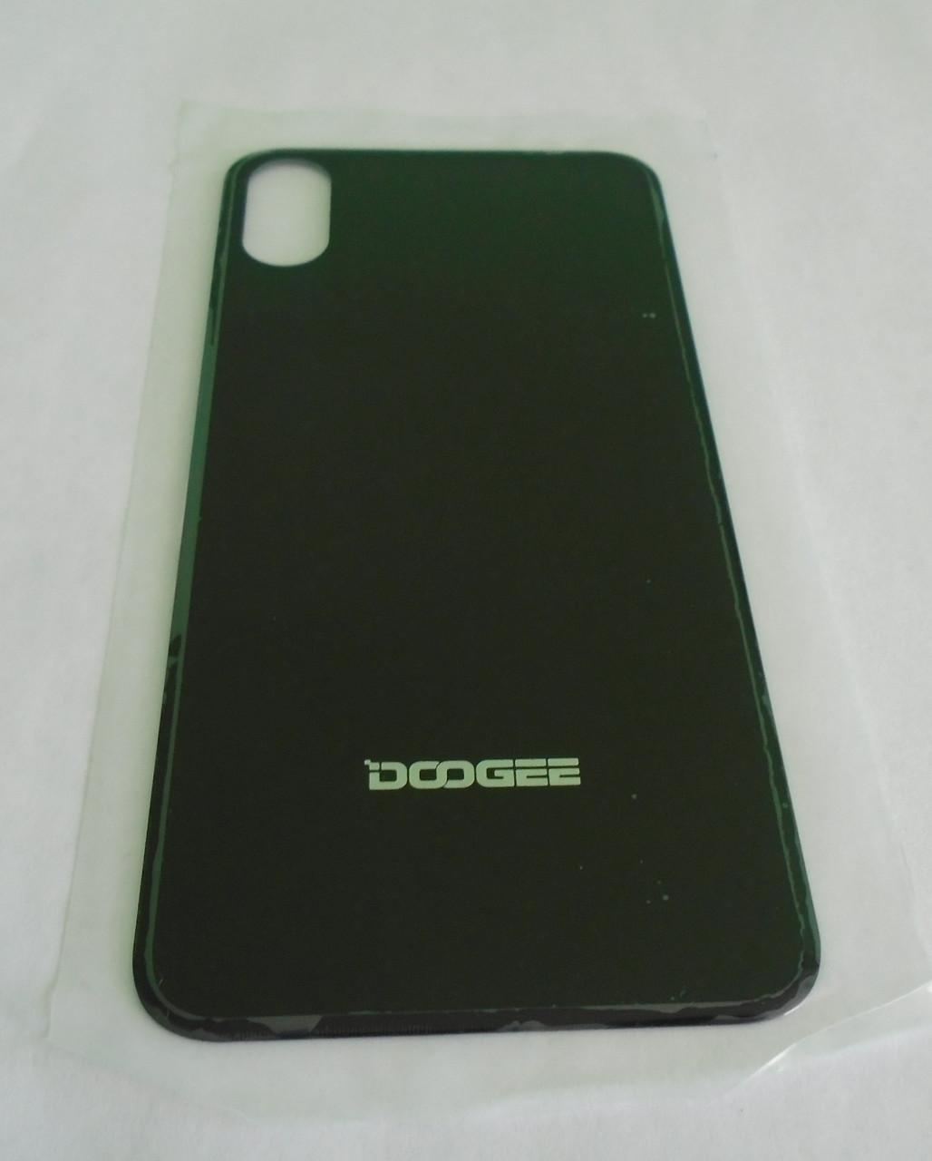 Задняя крышка для Doogee X55 Задняя панель для Doogee X55  Cover черная черный