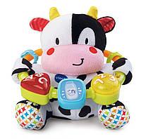 Интерактивные игрушки животные музыкальная корова VTech Lil' Critters Moosical Beads