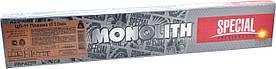 Электроды для сварки нержавеющей стали Монолит ЦЛ-11 Плазма Ø 3 мм (упаковка - 1 кг)