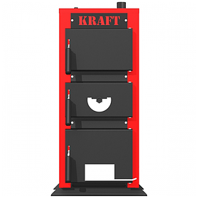 Твердотопливные котлы традиционного горения KRAFT серии E мощностью 20 кВт