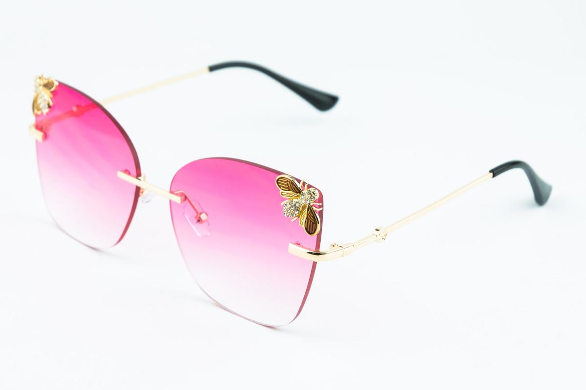 """Солнцезащитные очки """"Пчела"""" 2019 1601 микс"""