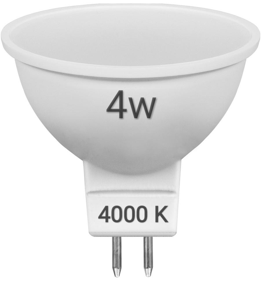 LED лампа Feron MR16 4w 4000K