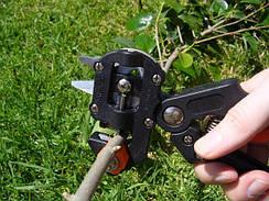 Ножиці для стрижки трави та обрізання гілок