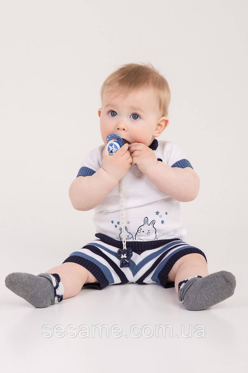 Костюм для малышей   Синий